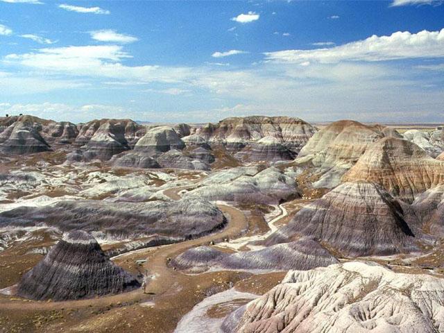 AZ 30 PF, PD National Park, Blue Mesa courtesy Robert Schoenbeck