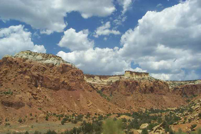 Ghost Ranch New Mexico
