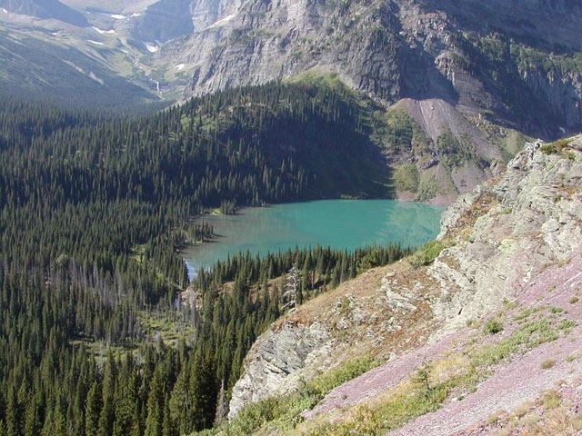 Grinell Glacier Trail