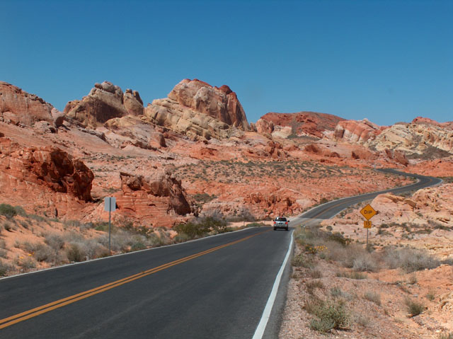 NV 3 Valley of Fire State Park