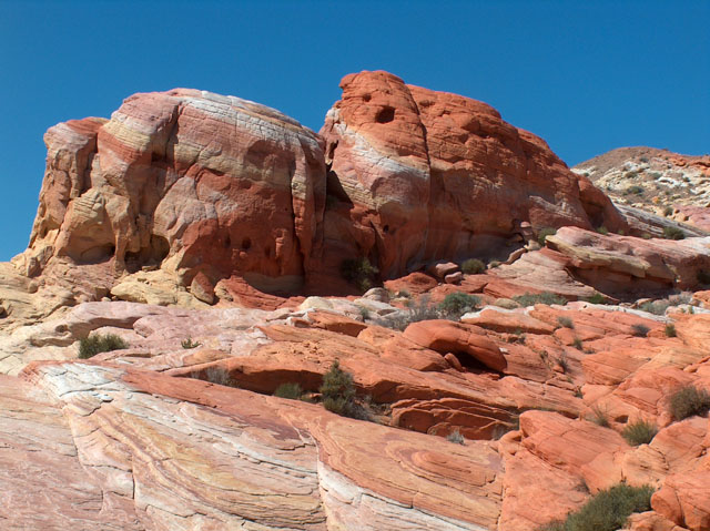 NV 8 Valley of Fire State Park, White Domes Trail