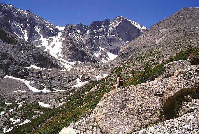 Rocky Mountain National Park, Longs Peak