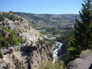 WY 38 Yellowstone, Yellowstone River courtesy Chad Nichols